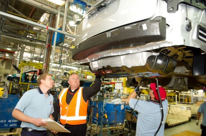 LPG Dedicated Commodore goes into production