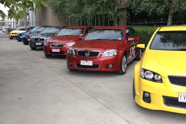 NEW LPG Commodore – small car savings, large car lifestyle