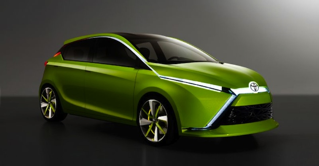 TOYOTA UNVEILS CONCEPTS AT BEIJING MOTOR SHOW