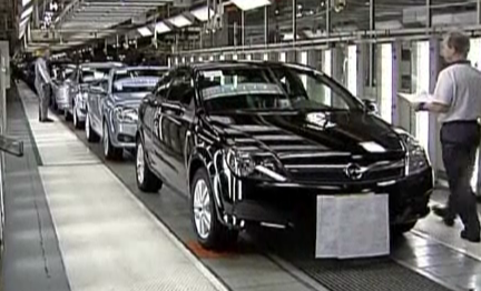 General Motors Moves Production Of Astra To Poland