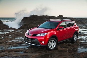 Toyota Australia reports strong sales for February