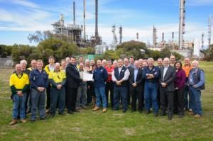 Victorian Unions support Qenos Memorandum of Understanding
