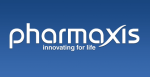 Logo via Pharmaxis website