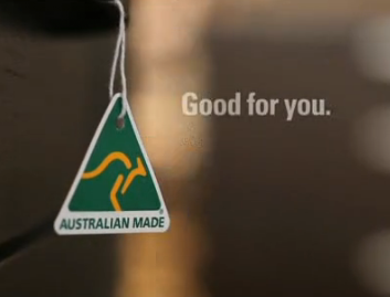 Don't forget to buy Aussie made products this Easter