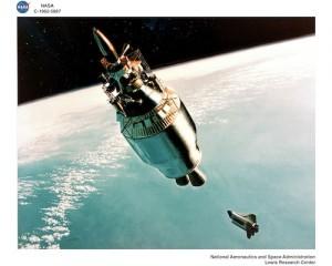 Image:  NASA - http://www.dvidshub.net/image/843132/satellites-space