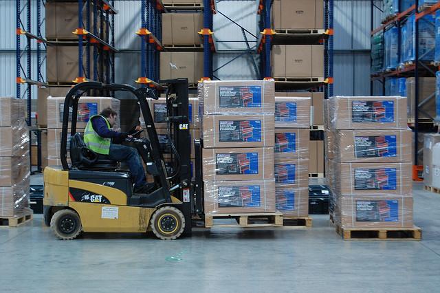 Toyota Material Handling Australia Releases SpotMe System for safer warehouses