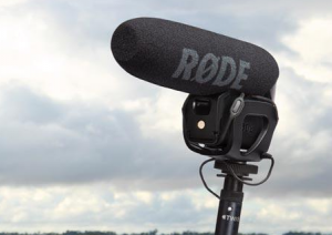 Image credit: Rode Microphone Twitter