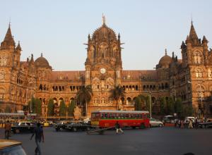 Mumbai Image credit: Flickr user Arian Zwegers
