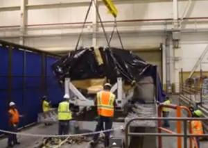 Screenshot courtesy of Northrop Grumman video