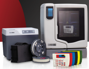 uPrint SE Plus Print Pack complete 3D printing package Image credit: Stratasys media download