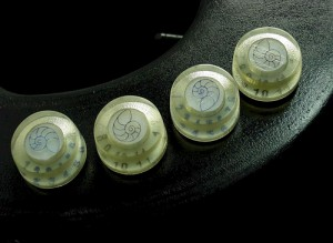 Knobs made with PolyJet technology Image credit: flickr.com User: RedEyeTim