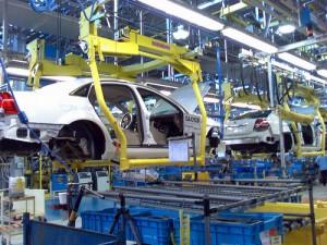 Holden assembly line Image credit: flickr User:  HoskingIndustries