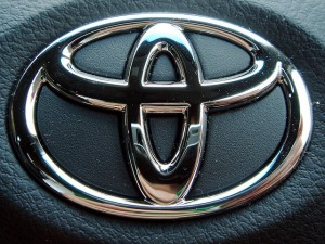 Toyota was the top selling brand in the October market  Image credit: Flickr user diongillard