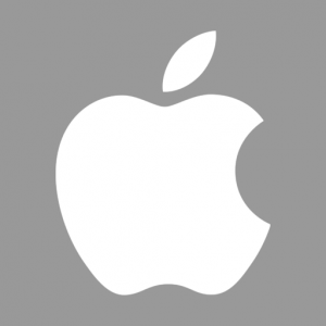 Apple logo Image credit: wikimedia commons User: Apple, Inc.