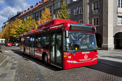 ACTION contracts Scania for Euro 6 Bus Fleet delivery