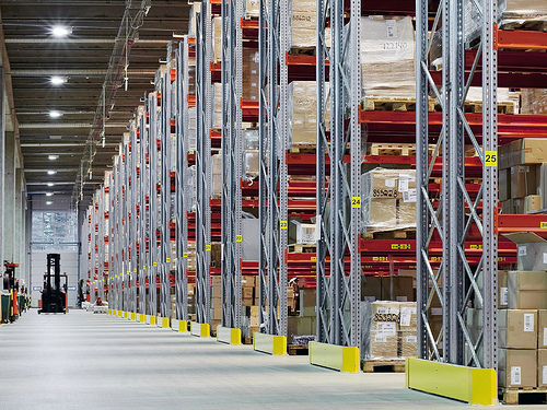 Dexion Citiport commissions Toyota forklifts for Dandenong facility