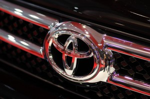 Toyota  Image credit: flickr User:  julie.koesmarno