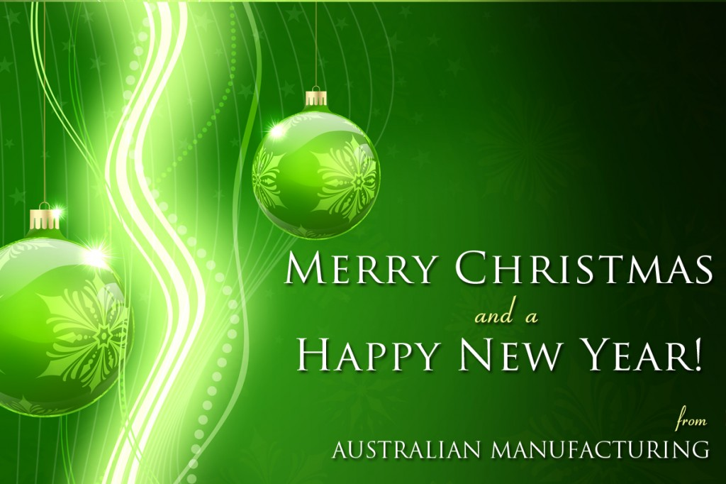 Christmas E-card ausm