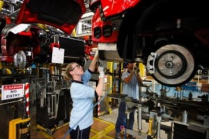 Vehicle Manufacturing at Holden Vehicle Operations in Elizabeth, SA Image credit: http://holdenhq.com.au/