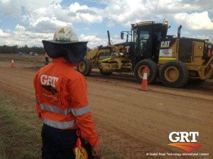 GLOBAL ROAD TECHNOLOGY DUST CONTROL