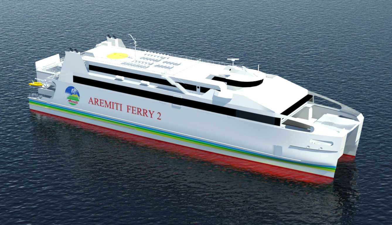 Austal delivery of commercial ferry is a significant achievement for the Philippines