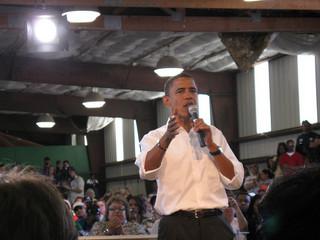Obama announces new manufacturing hub in North Carolina