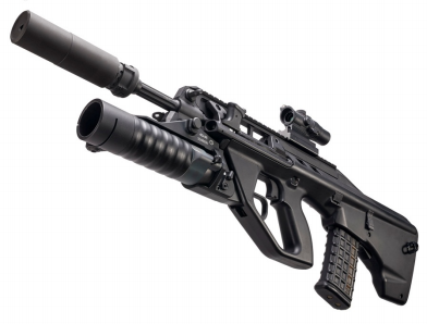 Thales chooses Steyr grenade launcher for EF88 rifle being developed for Australian military
