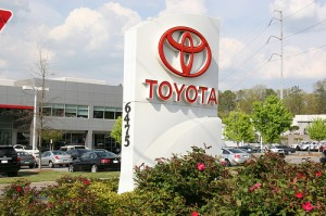 Image: flickr User: Sandy Springs Toyota