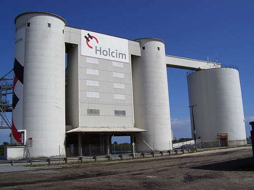 Holcim opens new manufacturing plant in Queensland