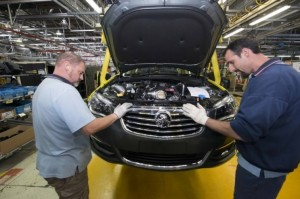 Employment increases in automotive industry despite imminent closures of car manufacturing