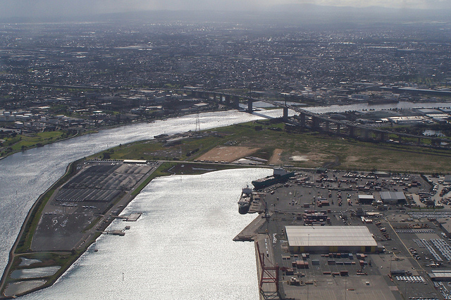 Local steel companies slam Victorian Government for lack of support on the Webb Dock project