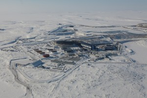 Diavik Diamond Mine Image credit: Flickr User: Jason Pineau