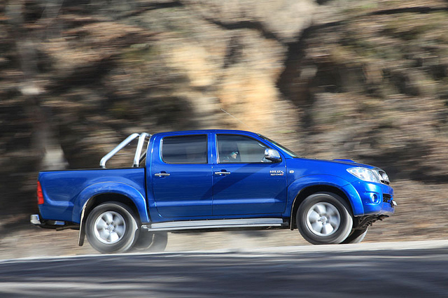 Toyota Australia to recall Hilux and Yaris models as part of worldwide safety measures