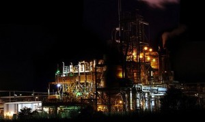 Kwinana Nickel Refinery Image credit: flickr User: Nicolas Connault