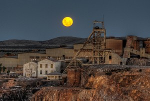 No2 Shaft North Mine - Broken Hill, NSW, Australia  Image credit: flickr User: Rod Wilkinson