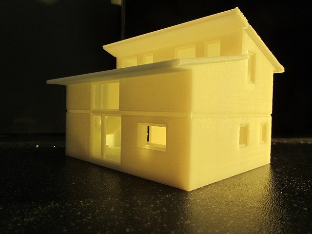 Slovenian BetAbram to release 3D house printer for €12,000 in July/August 2014