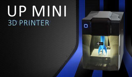 UP Mini 3D Printer Image credit: www.3dprintingsystems.com