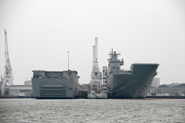 Local shipbuilders might lose Government contracts due to AWD project delays