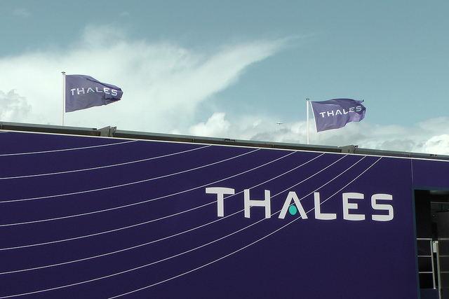 Thales launches Innovation Hub and partners with HKUST