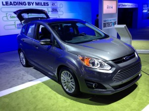 2013 Ford C-MAX Hybrid Image credit: Flickr User: LotPro Cars