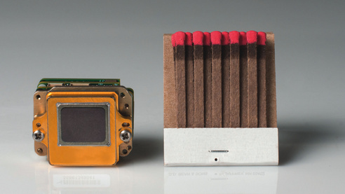 12-Micron Thermal Camera Core