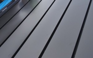 Integrated PV solar roofing Image credit: www.arena.gov.au