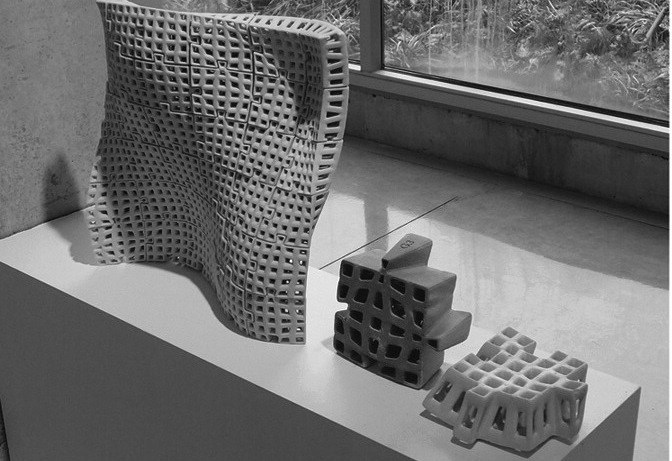 3D printed PolyBricks set to revolutionise the construction industry