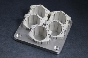 Direct Metal Printed Tooling Inserts Image credit: www.3dsystems.com