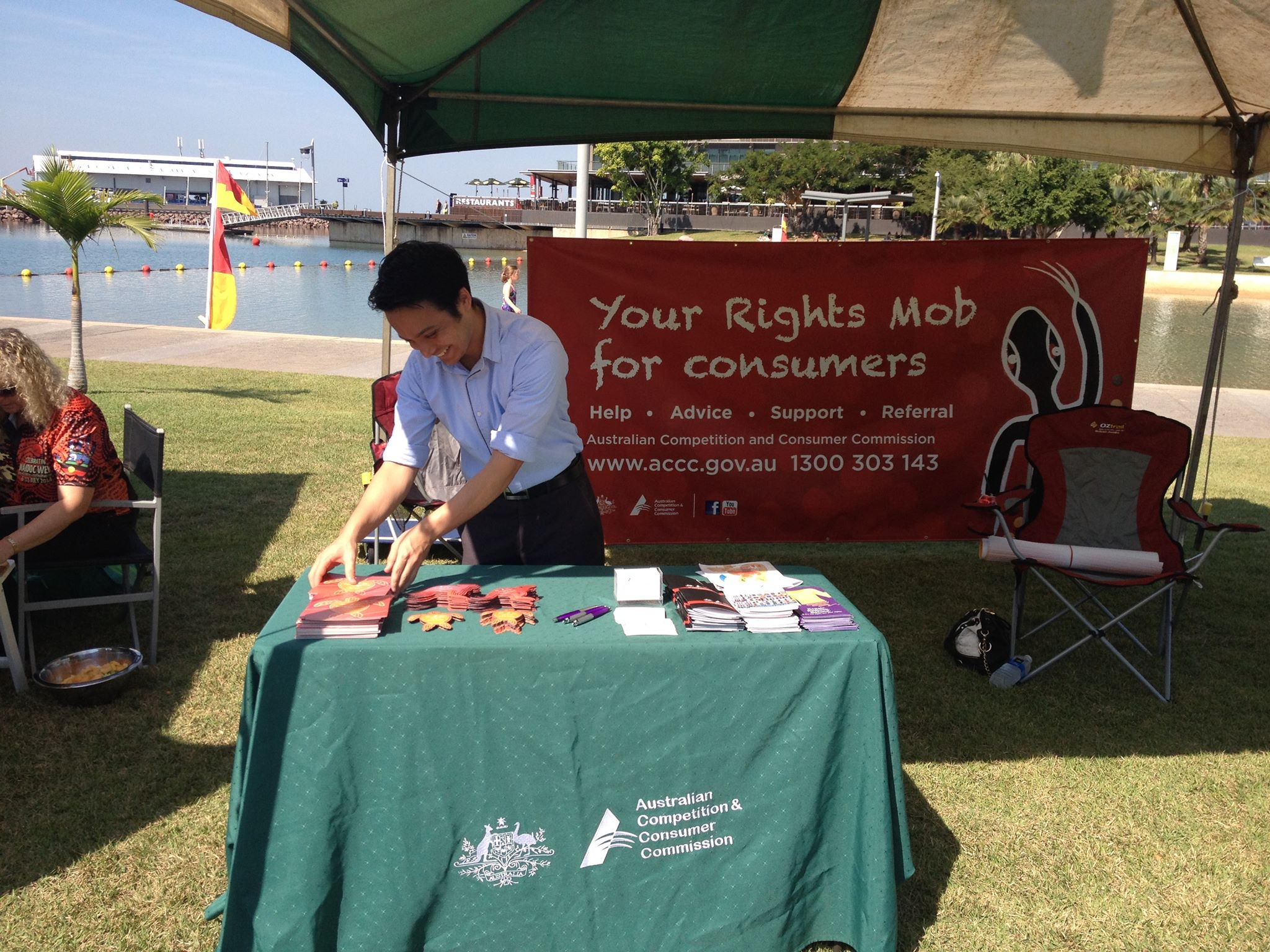 ACCC opens 'Your Rights Mob' Facebook page