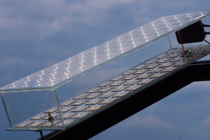 German and French researchers reach new record in solar CPV efficiency