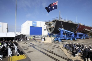 AMWU urges Government to deliver on pre-election commitment to Australian shipbuilders