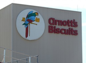 Arnott's Biscuits announces 120 job cuts