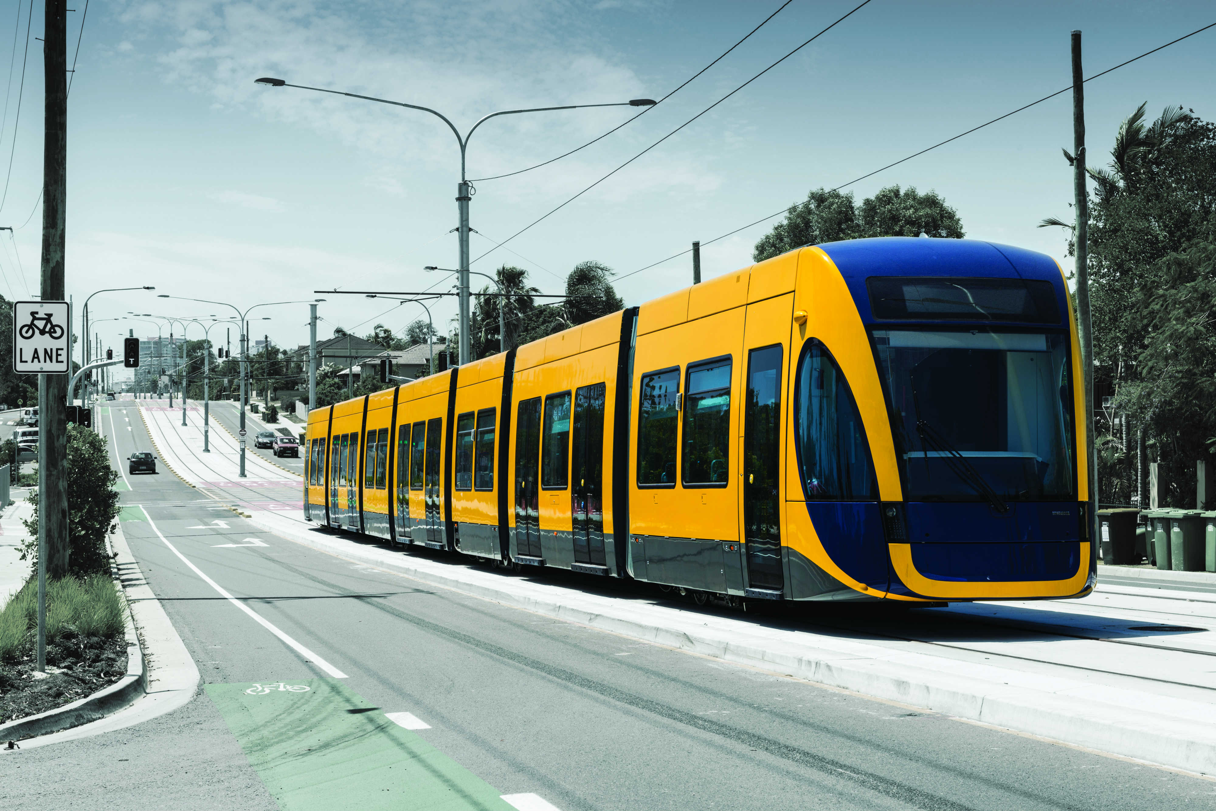 Bombardier showcases Victoria's manufacturing capability at Light Rail 2016