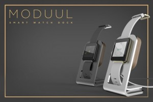 Aerios launches LG G Watch Dock on IndieGoGo